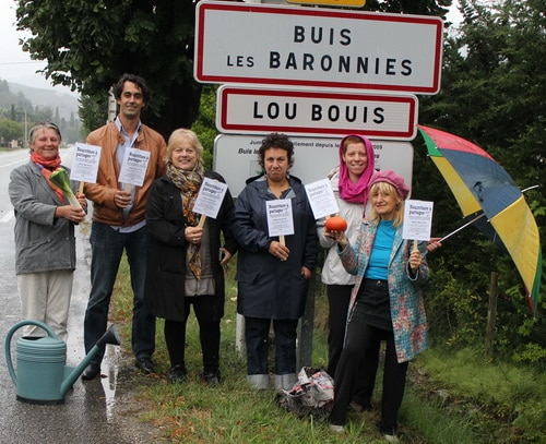 BUIS-LES-BARONNIERS