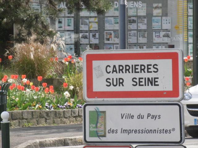 CARRIÈRE-SUR-SEINE