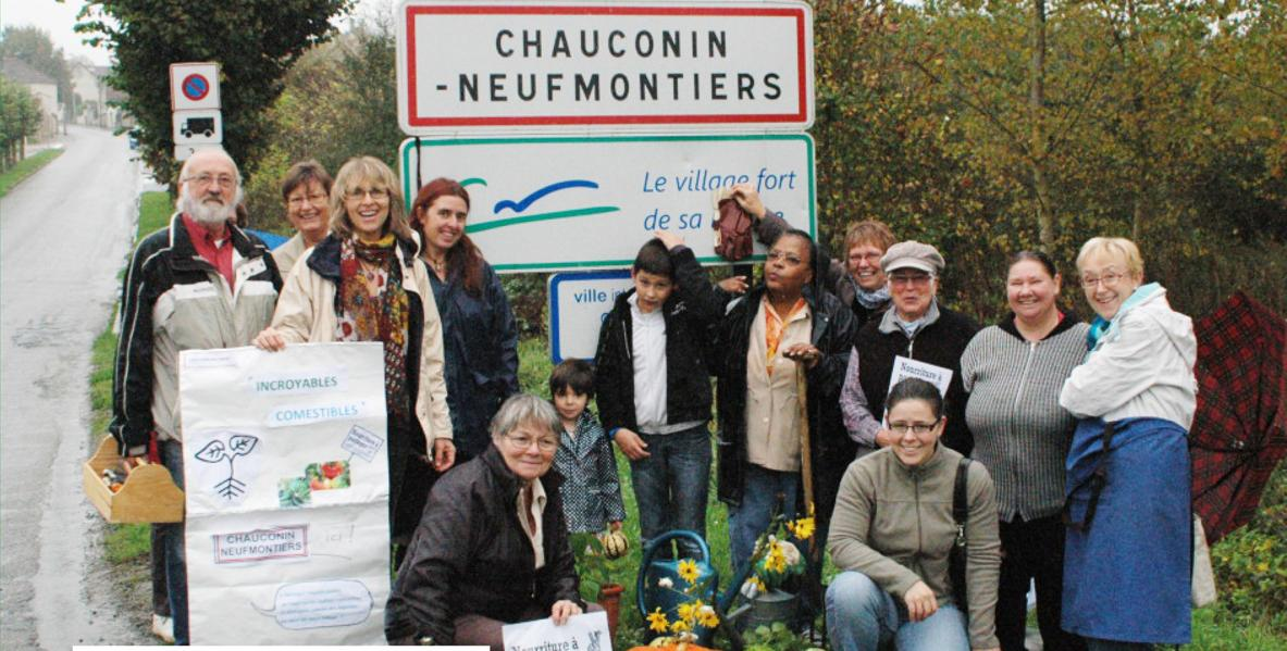 CHAUCONIN-NEUFMONTIERS