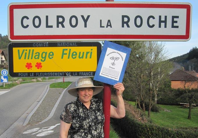 COLROY-LA-ROCHE