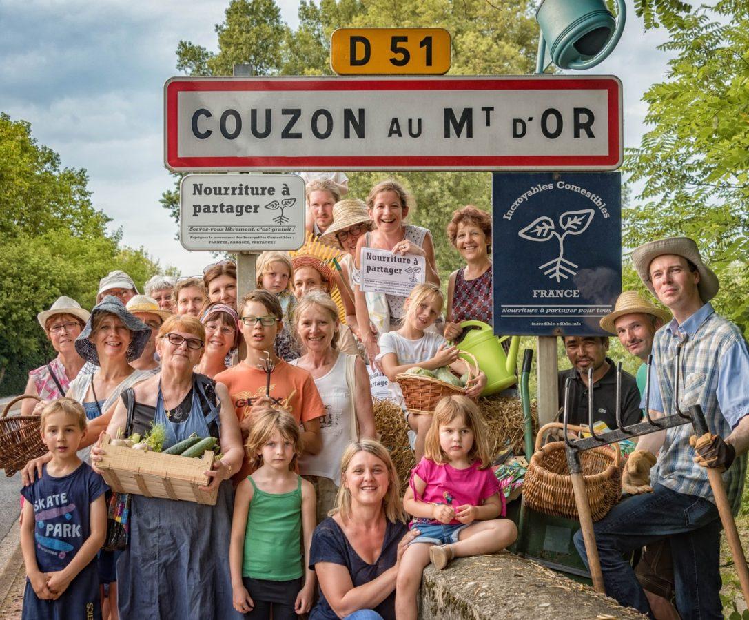 COUZON AU MONT D'OR