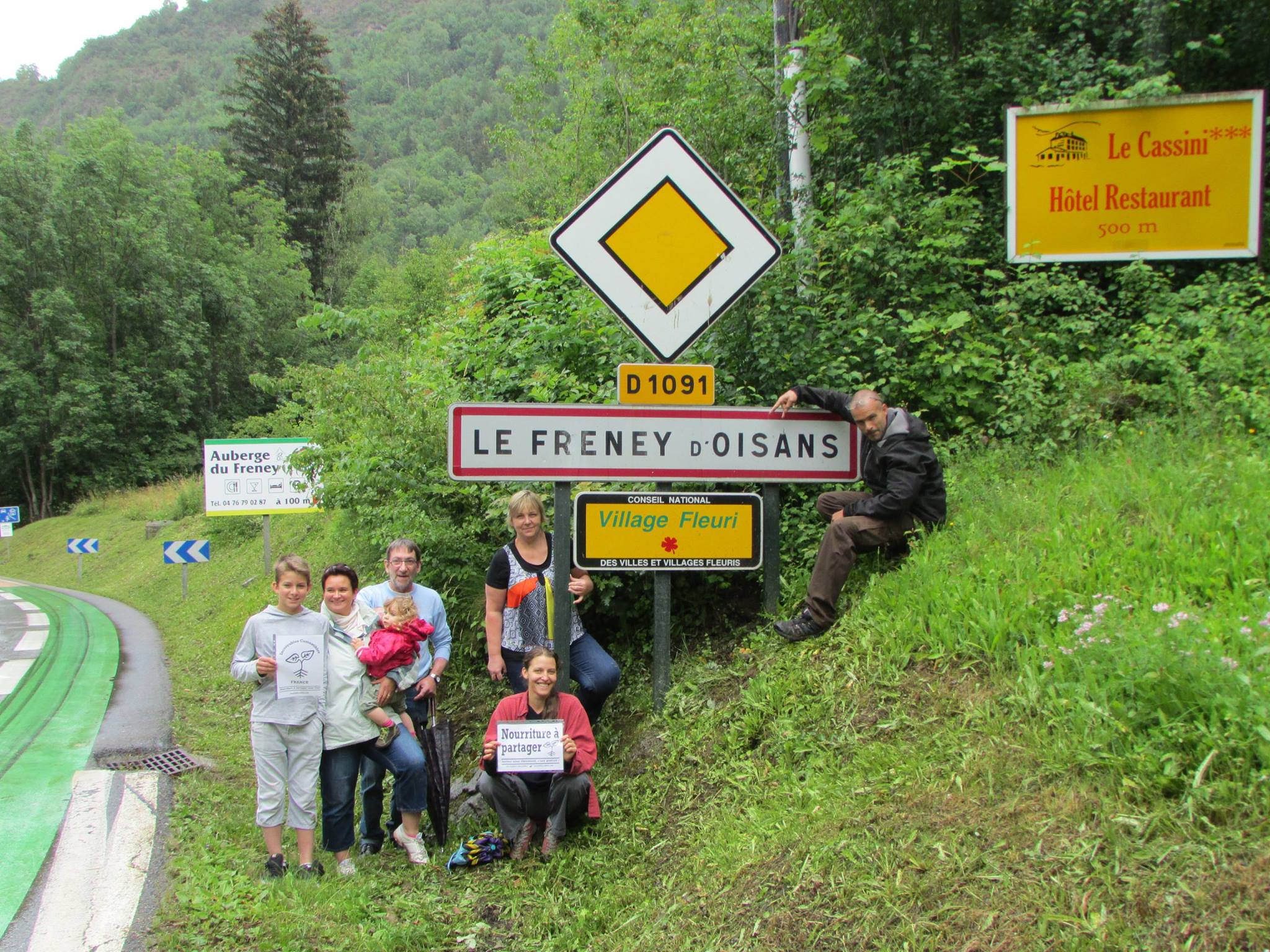 LE FRENEY D'OISANS