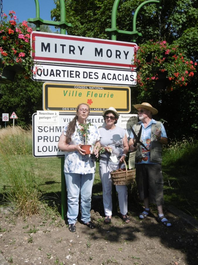 MITRY-MORY
