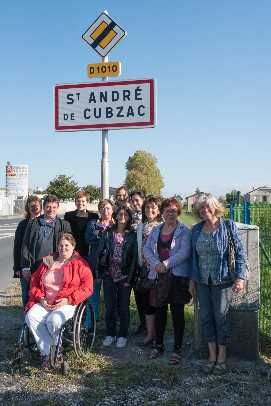 SAINT-ANDRE-DE-CUBZAC