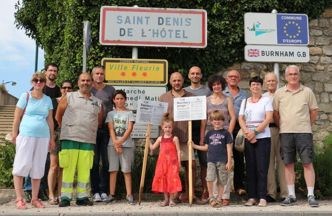 SAINT DENIS DE L'HÔTEL