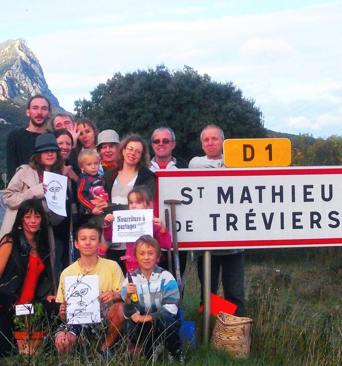 SAINT-MATHIEU-DE-TREVIERS
