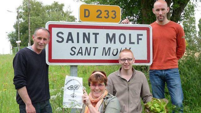 SAINT-MOLF