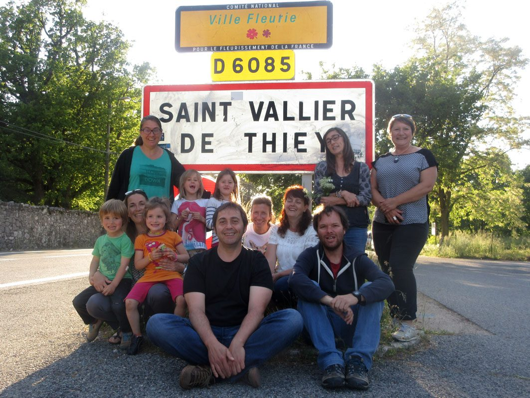 SAINT VALLIER DE THIEY