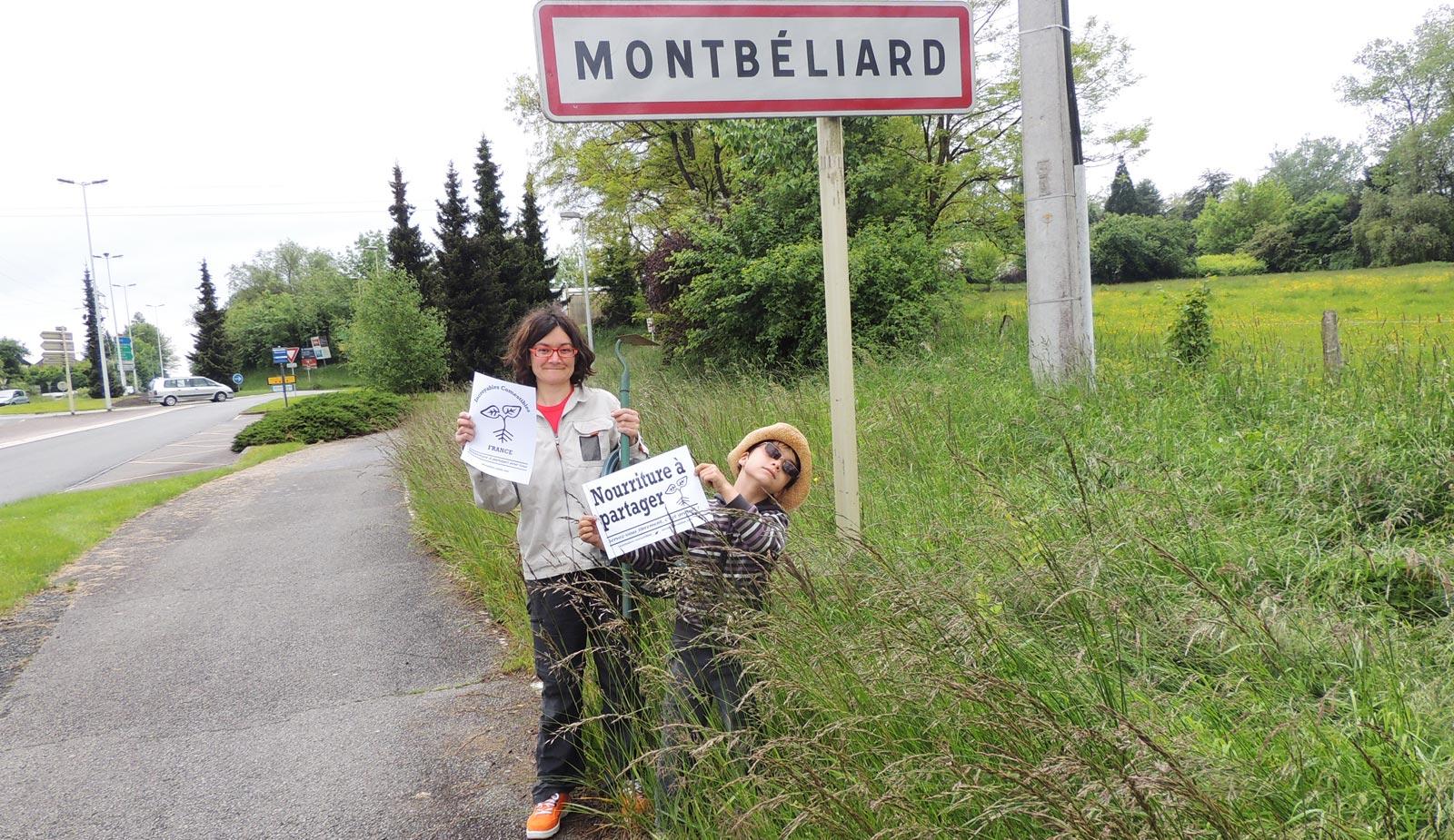Franche comt les incroyables comestibles les for Montbeliard besancon