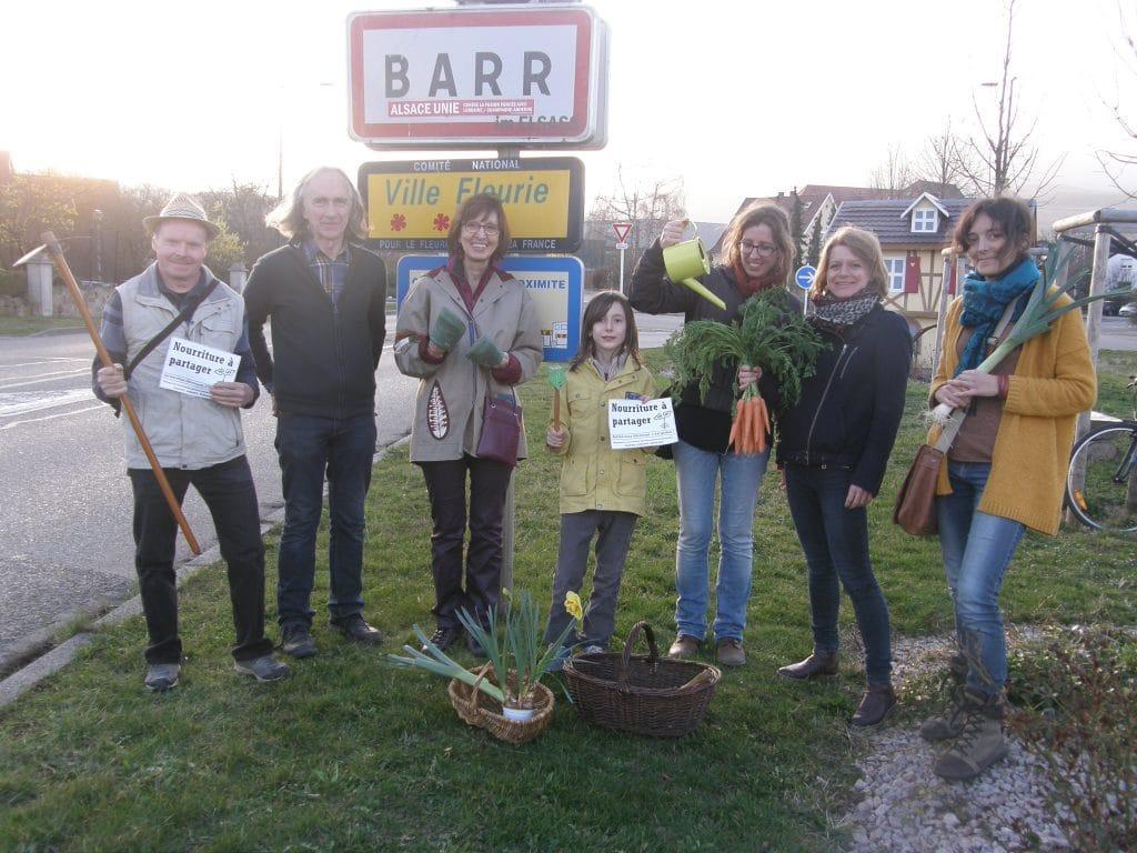 Les IC de Barr dans le Bas-Rhin (Alsace)