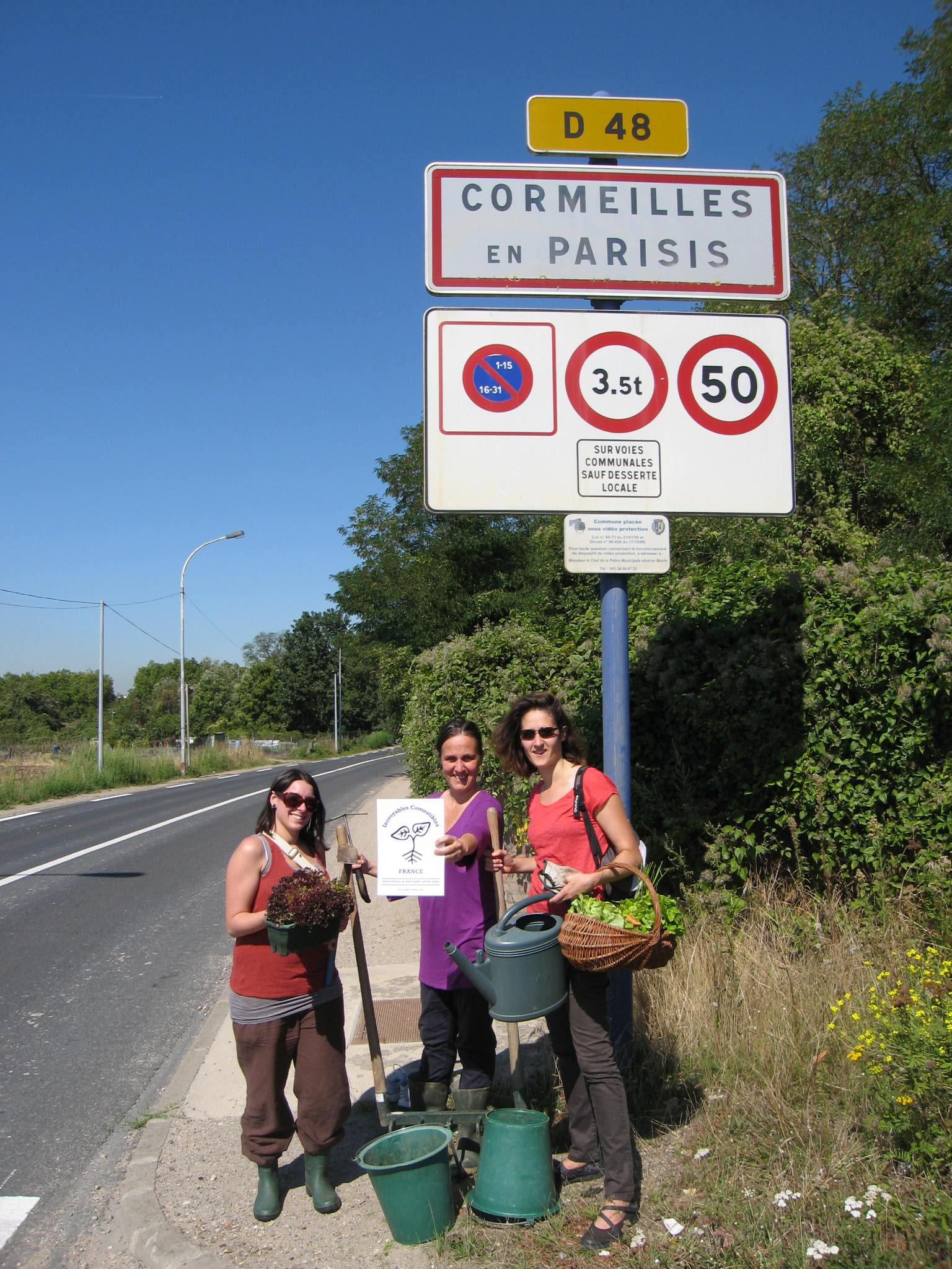Cormeilles-En-Parisis_Incroyables-Comestibles_Incredible-Edible