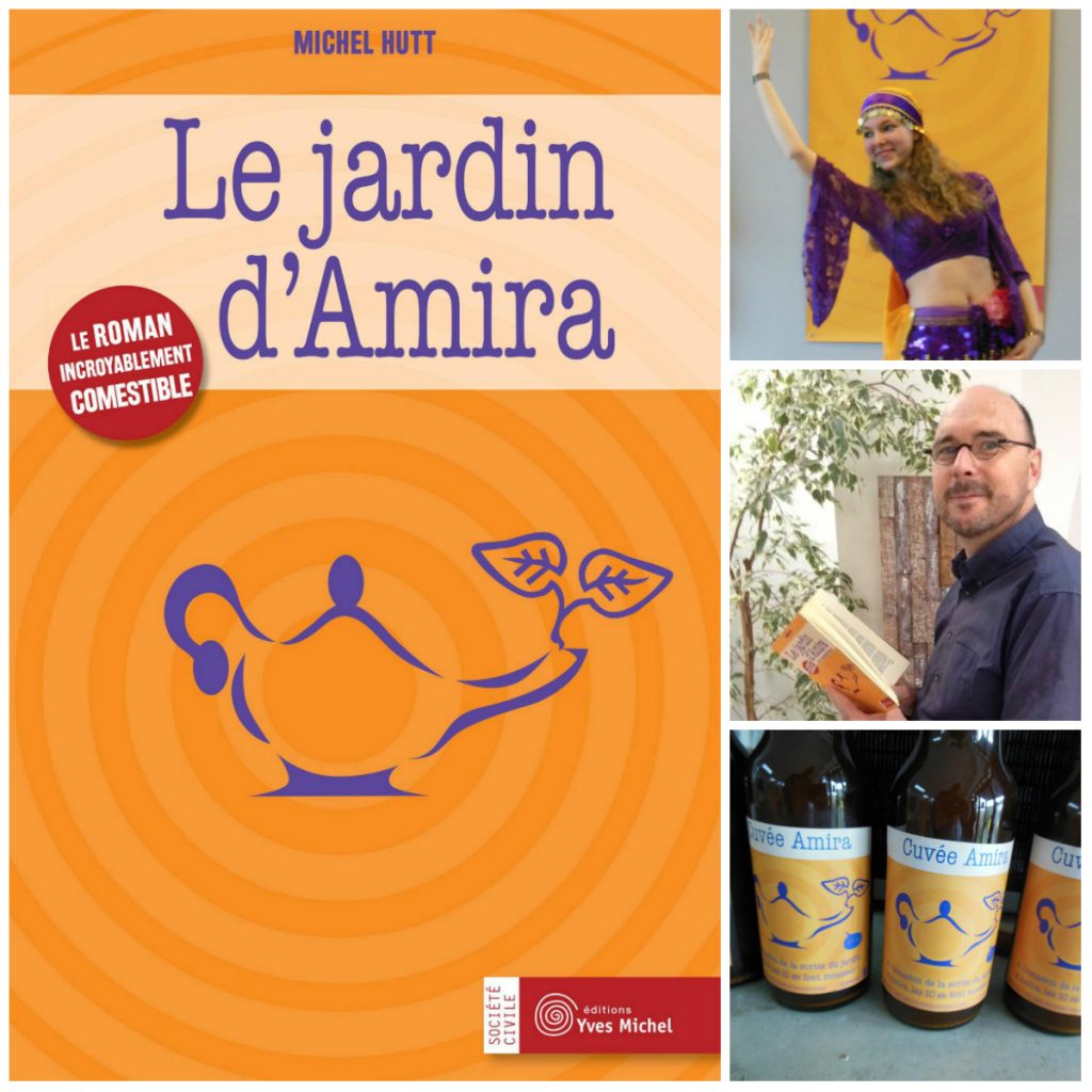 Nouveaute le jardin d 39 amira le roman incroyablement for Le jardin du michel 2016