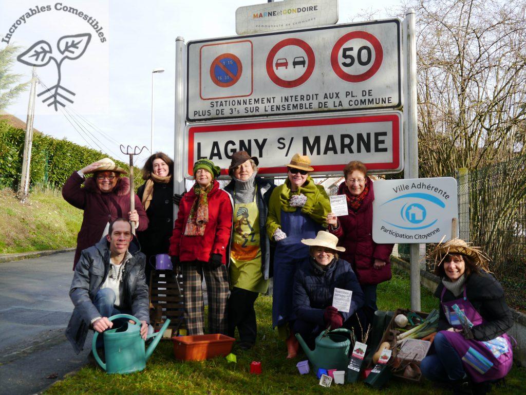 Bienvenue aux IC de Lagny-sur-Marne