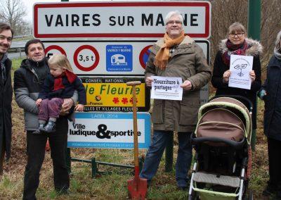 Les IC de Vaires-sur-Marne dans le 77