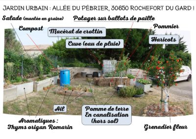 Jardin-Urbain-allée-du-Pébrier-Rochefort-du-Gard