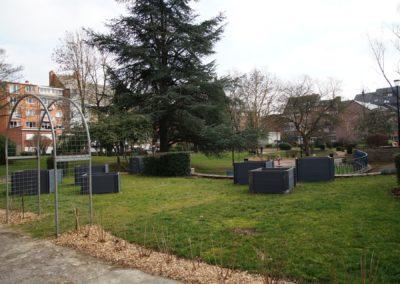Andenne _Nouveau Projet Jardin et Bacs 2019